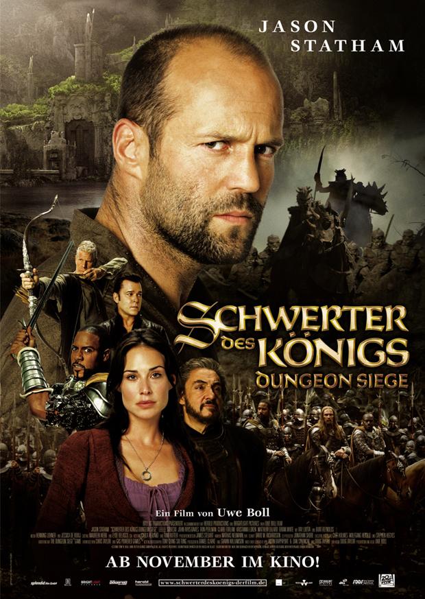 Schwerter des Königs Filmposter