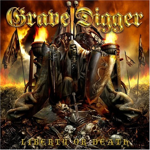 Grave Digger :: Liberty Or Death