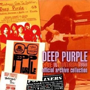 Deep Purple - Live In Montreux 1969