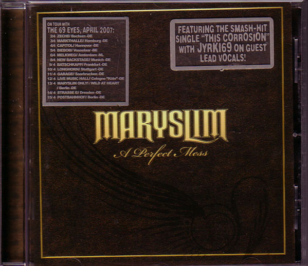 Maryslim - A Perfect Mess