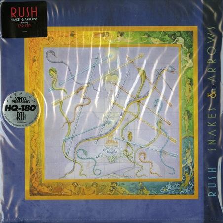Rush - Snakes & Arrows