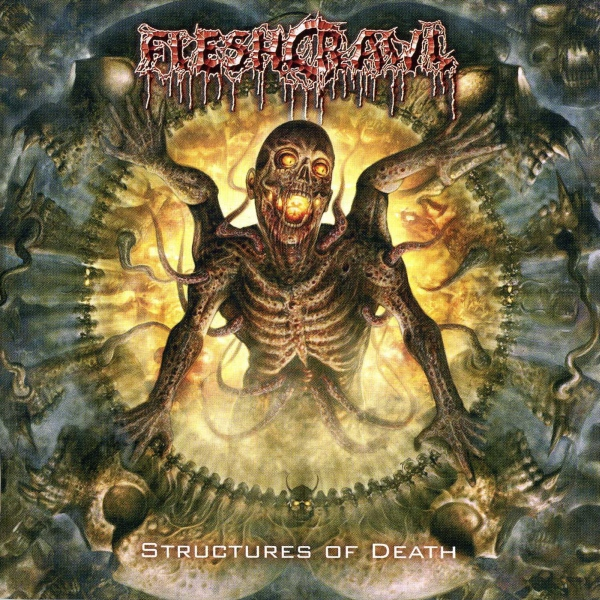 Fleshcrawl - Structures Of Death