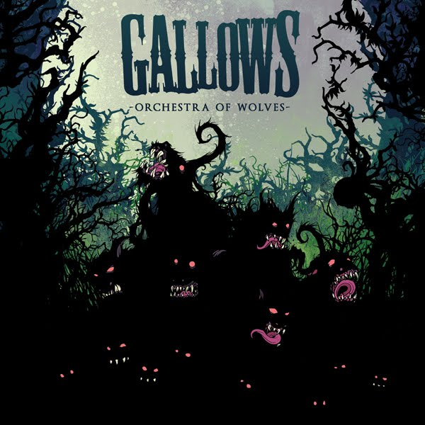 Gallows - Orchestra Of Wolves