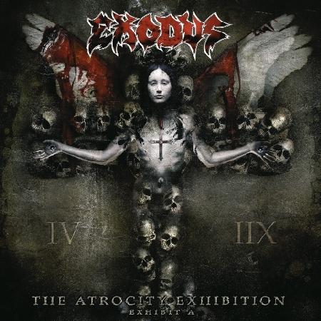 Exodus, The Atrocity Exhibition, Exhibit A, Cover