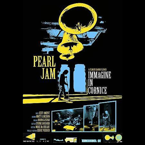 Pearl Jam Immagine In Cornice: Live in Italy 2006 Cover