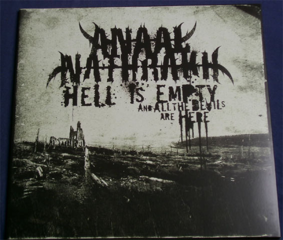 Anaal Nathrakh - Hell Is Empty And All The Devils Are Here