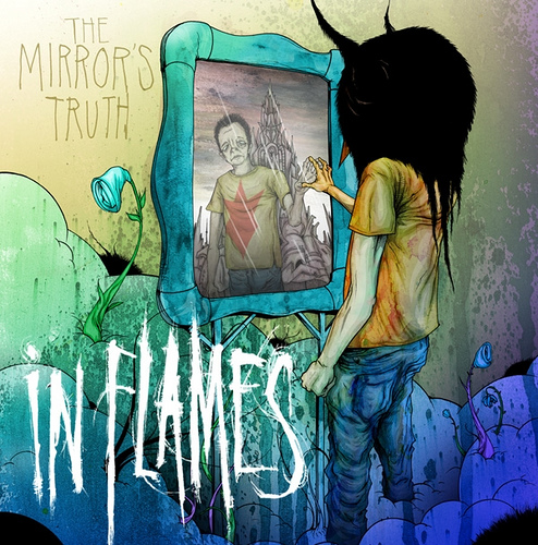 In Flames The Mirrors Truth Cover