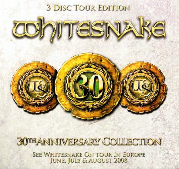 Whitesnake - 30th Anniversary Collection