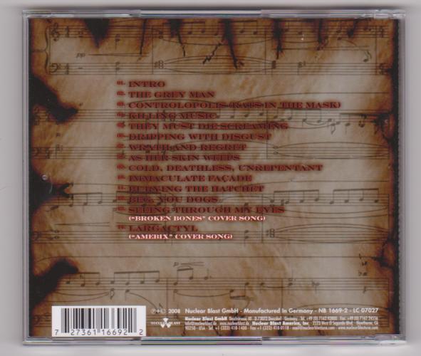Benediction -Killing Music