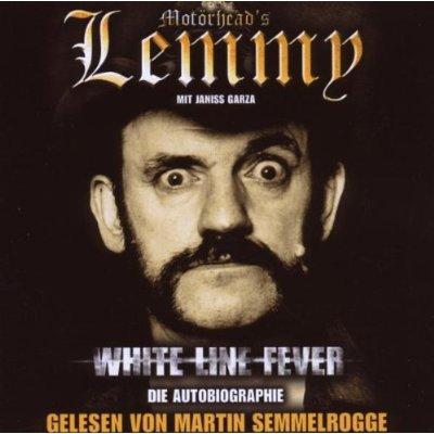 Motörhead's Lemmy White Line Fever: Die Autobiographie