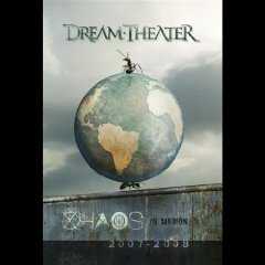 Dream Theater - Chaos In Motion 2007 - 2008