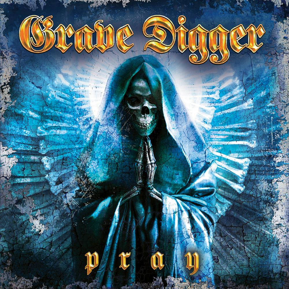 Grave Digger, Pray, Cover