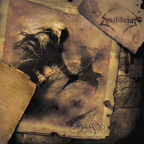 Equilibrium, Sagas Cover