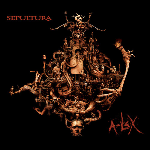 Sepultura, A-Lex, Cover