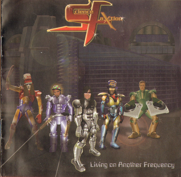 Science Faxtion - Living On Another Frequency