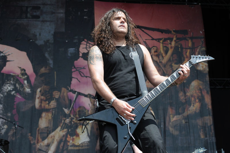 Kreator, Graspop Metal Meeting 2011
