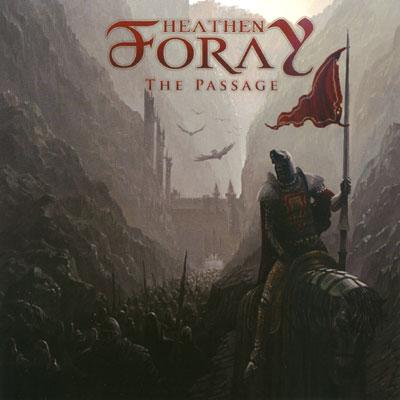 Heathen Foray - The Passage