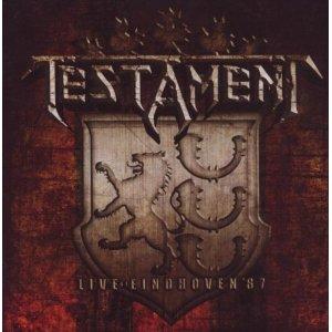 Testament - Live In Eindhoven '87