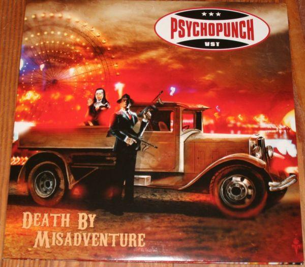Psychopunch - Death By Misadventure