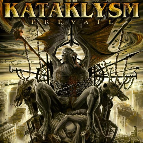 Kataklysm Prevail Cover
