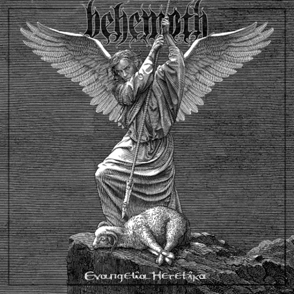 Behemoth Evangelia Heretika DVD-Cover
