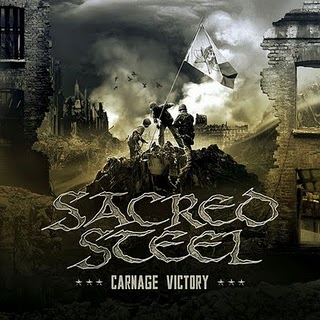 Sacred Steel - Carnage Victory
