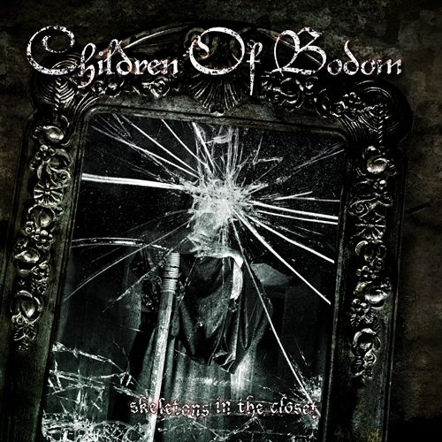 Children Of Bodom, SKELETONS IN THE CLOSET, Cover
