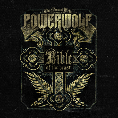 Powerwolf, Bible Of The Beast, Cover