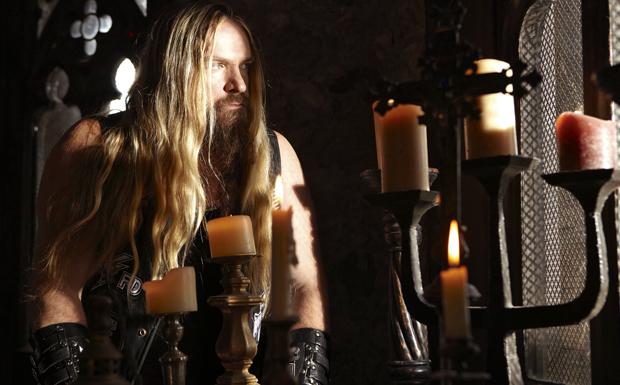 Zakk Wylde in Gear Of The Dark