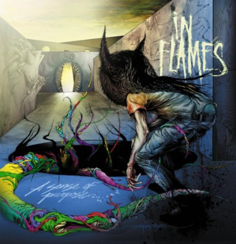 In Flames, A Sense Of Purpose Cover