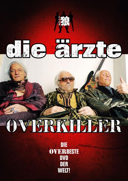 Die Ärzte, Overkiller, Cover
