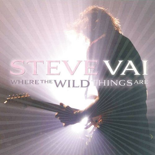 Steve Vai Where The Wild Things Are Cover