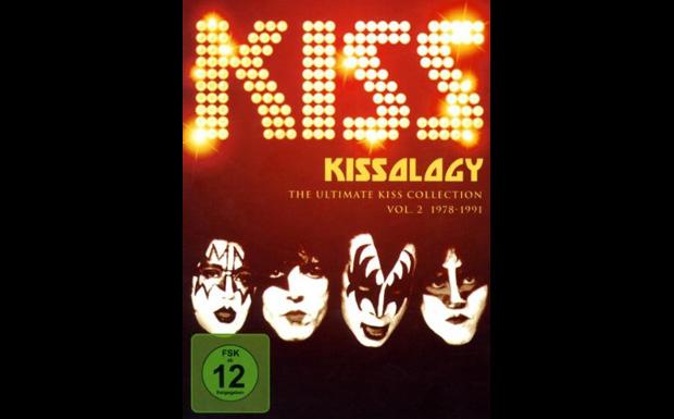 Kiss - Kissology Vol. 2: 1978-1991