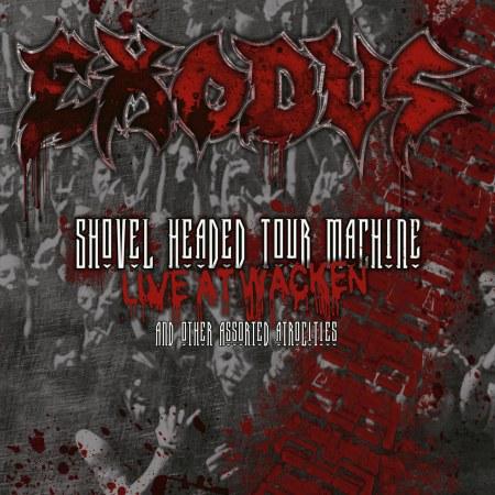 Exodus, Shovel Headed Tour Machine, Cover