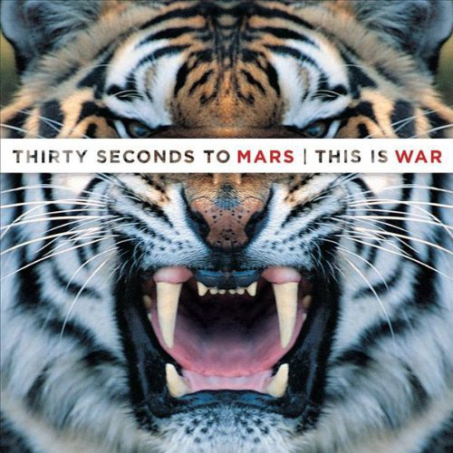 30 Seconds To Mars, This Is War Cover