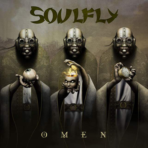 Soulfly Omen-Cover
