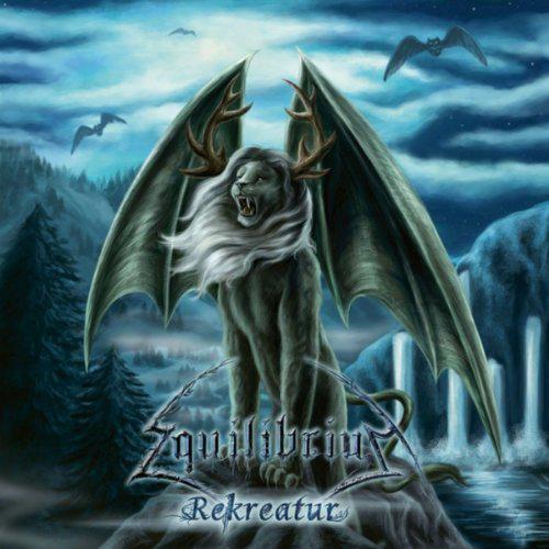 Equilibrium, Rekreatur Cover