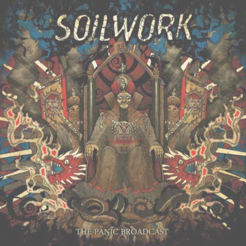Soilwork, The Panic Broadcast Cover