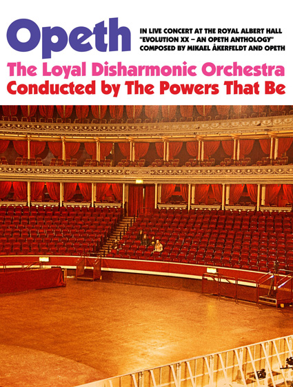 In Live Concert At The Royal Albert Hall - DVD-Cover