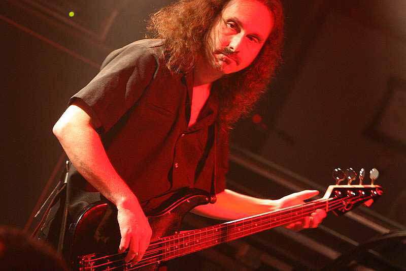 Symphony X, live, 05.10.2011 München, Backstage