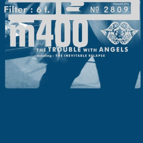Filter - The Trouble With Angels Cover