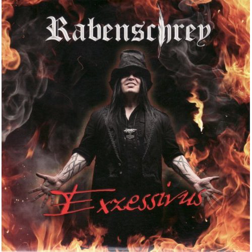 Rabenschrey - Exzessivus CD-Cover