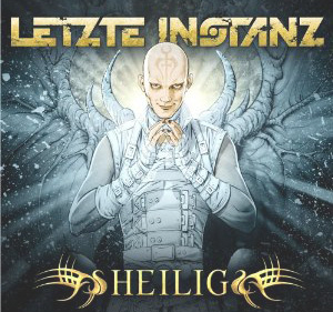 Letzte Instanz - Heilig CD-Cover
