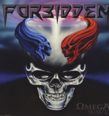 Forbidden - Omega Wave CD-Cover