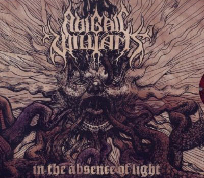 Abigail Williams - In The Absence Of Light Cover