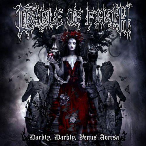 Cradle Of Filth - Darkly Darkly, Venus Aversa CD-Cover