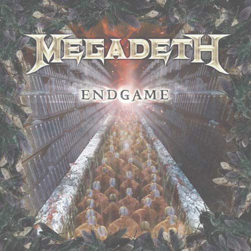 Megadeth, Endgame Cover