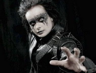 Cradle Of Filth, Dani, Promo Bild 2010