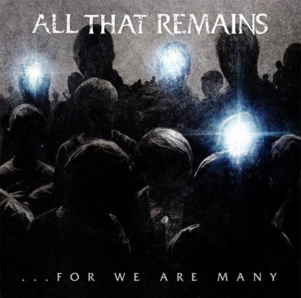 For We Are Many CD-Cover