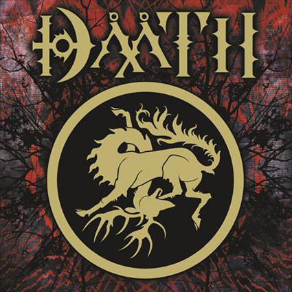 Dååth - Dååth CD-Cover